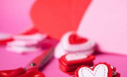 Creative Valentine's Day Crafts for Your Elderly Parent