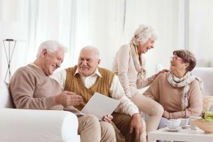 Talking to Family and Friends About the Need for Senior Care
