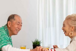 Helping Your Loved One With Eating After A Stroke