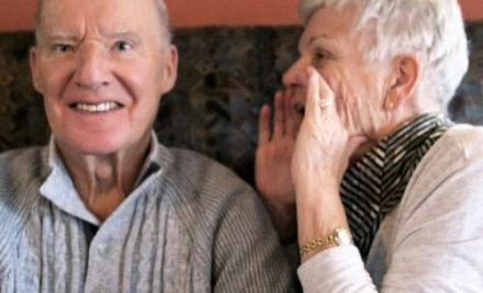 Communicate with a Senior Loved One Who Suffers From Hearing Loss