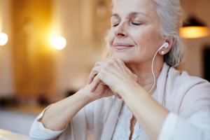 How Music Can Support Mental Health in Aging
