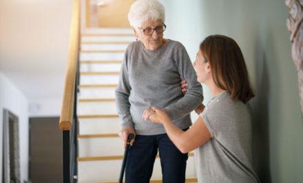 Help Seniors Lower Their Fall Risks