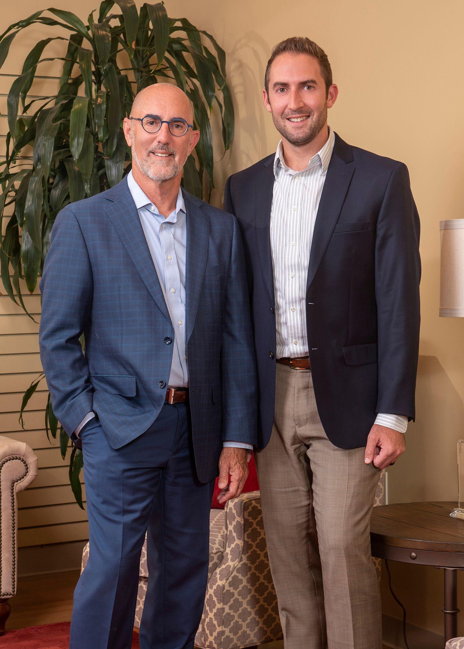 Mark & Kirk Febus Home Care Assistance Dayton Ohio